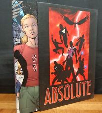 THE ABSOLUTE AUTHORITY By Warren Ellis - Brian Hitch