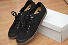 MACBETH FOOTWEAR - ELIOT SHOES VEGAN - BLACK/GUM/GOLD - 100% AUTHENTC