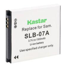 1x Kastar Battery for Samsung SLB-07 SLB-07A PL150 PL151 ST45 ST50 ST500 ST550