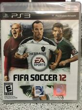 ⚽️Brand New!!! FIFA Soccer 12 (Sony PS3, 2011) Factory Sealed!!!⚽️
