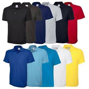 Polohemd Poloshirt Polo Arbeit Shirt Hemd 100% Baumwolle 180 g/m² Gr. XS - XXL