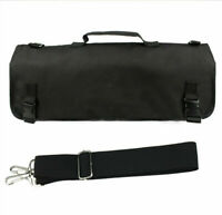 Pro Chef Knife Roll Bag Case Chef School Cutlery Knife Storage Carry Case Wallet