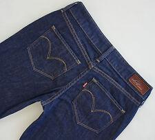 LEVI'S BOLD CURVE STRAIGHT LEG Jeans Women's 26, Authentic EXCELLENT CONDITION