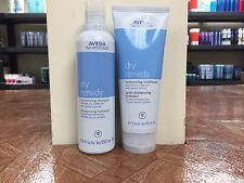 Aveda Dry Remedy Shampoo 8.5 oz & Conditioner 6.7oz Set
