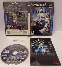 Console Game Gioco Play SONY Playstation 2 PS2 Play Gioco PAL - TRAPT - Tecmo -