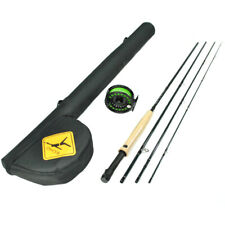 """Echo Base 480-4 Fly Rod Outfit Kit : 4wt 8'0"""""""