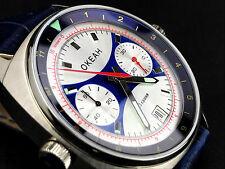 Okean/océano Poljot chronograph calibre 3133