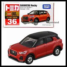 TOMICA 36 DAIHATSU Rocky 1/61 TOMY 2020 NOV NEW MODEL Red