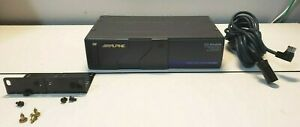 Alpine CHM-S601 6-Disc CD Changer with Cartridge,Din Cable  Included