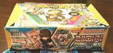 20 BOXES MapleStory POGS 1 case, 10 pogs per box, hexagon toy LAZER POGS +BONUS!