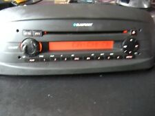 Fiat Punto CD / RADIO CAR STEREO   / Cancheck On Screen / Faulty