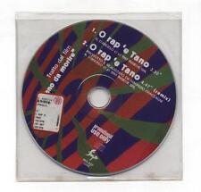 Cd NINO D'ANGELO O rap 'e Tano – Tano da morire OST PROMO 1997 Cds single