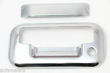 FORD F-150 2004-2014 / F250 2008-2015 TFP CHROME STAINLESS TAILGATE HANDLE COVER