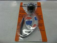 BATTERY TESTER 50168 IN BLISTER PACK