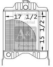 New Radiator fits Case/IH model 1294 K262827