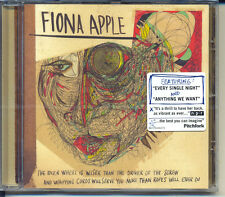 FIONA APPLE THE IDLER WHEEL IS WISER THAN THE DRIVER