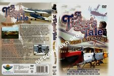 A TIGERS TALE. THE TIGER MOTH STORY. NEW DVD