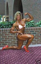 Female Bodybuilder Shelley Beattie WPW-180 DVD or VHS