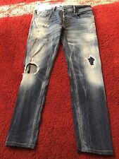 Diesel SLEENKER Blue Slim-Skinny Fit Jeans Size W32 L32