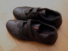 Men's Authentic PRADA 'Velcro' Americas Cup Sneakers