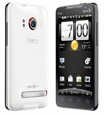 HTC Evo 4G Sprint Wireless Cellphone 16GB Android smartphone White