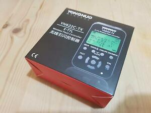 Yongnuo YN622C-Tx Wireless Flash Controller. excellent condition