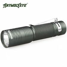 Tactical 10000Lumens XML T6 LED Flashlight 3-Mode 18650 Battery Torch Lamp F1