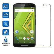 Protector de pantalla LCD de vidrio templado genuino para jugar Motorola Moto X