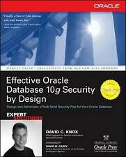 Effective Oracle Database 10g Security by Design-ExLibrary