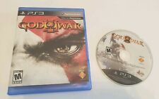 God of War III (Sony PlayStation 3, 2010) PS3 Rated M