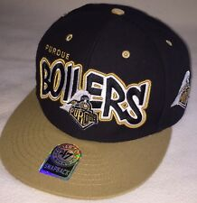 New Purdue Boilers '47 Brand Snapback Hat Black Gold One Size Boilermakers NCAA
