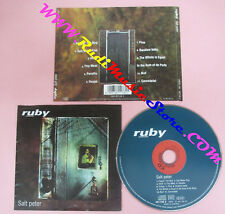 CD RUBY Salt Peter 1995 Eu CREATION RECORDS CRECD 166 no lp mc dvd (CS16)