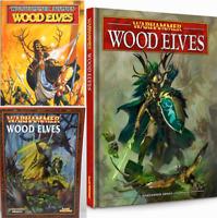Wood Elves Army Books,  Warhammer Fantasy Battles, various select