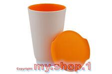 ★★★my.shop.1-1★★★ Tupper® Allegra-Cup 1x 450 ml Getränke-Becher orange NEU+OVP