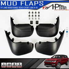 Splash Guards Mud Flaps for Land Rover Range Rover Sport L494 2014 2015 2016
