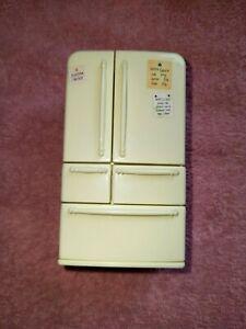Sylvanian Calico Critters Refrigerator Set Access Food Kitchen Dollhouse Miniatu