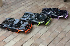 Set of 3 Muddy Body for Traxxas Slash 1/10 Truck Car Shell T / E Maxx Summit
