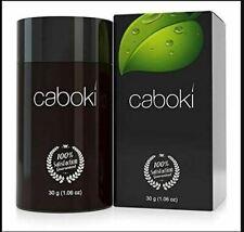 Caboki Hair Building Fiber 30 Gms Black color- New Stock