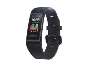HUAWEI Band 4 PRO Black Smart Watch GPS Fitness Tracker Armband Uhr NEU&OVP