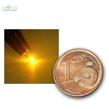 50 SMD LEDs 0805 Gelb, gelbe SMDs yellow giallo geel jaune gul amarillo SMT LED