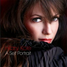 Hilary Kole - A Self Portrait OBI Audio CD Korea Import New Sealed