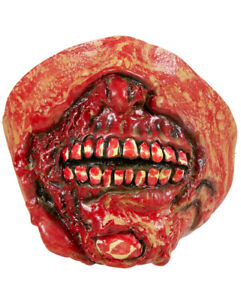 Mouth Zombie With Elastic Carnival Costumes Halloween Parties Widmann