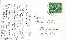 Briefmarken aus dem Deutschen Reich (bis 1945) mit Post- & Kommunikations-Motiv