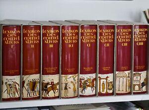 Lexikon des Mittelalters, Artemis & Winkler - 9 Bände