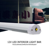 LED Strip Lights Ceiling Light For Truck Caravan Camper Motorhome Waterproof