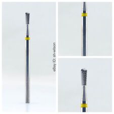 2pcs  Pear shape  (1100250) - WILSON Carbide Nail Drill Bits