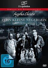Zehn kleine Negerlein - Das letzte Wochenende (Agatha Christie) DVD NEU + OVP!