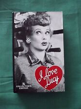 I Love Lucy The Collector's Edition-Lucy's Trouble Managing Money 3 Episodes VHS
