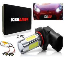 9006 HB4 Headlight Fog Light Super White LED Projector Lense Light Bulb S43