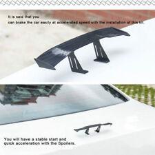 "6.7"" Mini Universal Car Tail Wing GT Carbon Cheap Spoiler Auto Fiber Decor New"